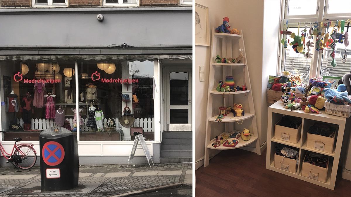 Moedrehjaelpens_boernetoejsbutik_i_Aarhus_N