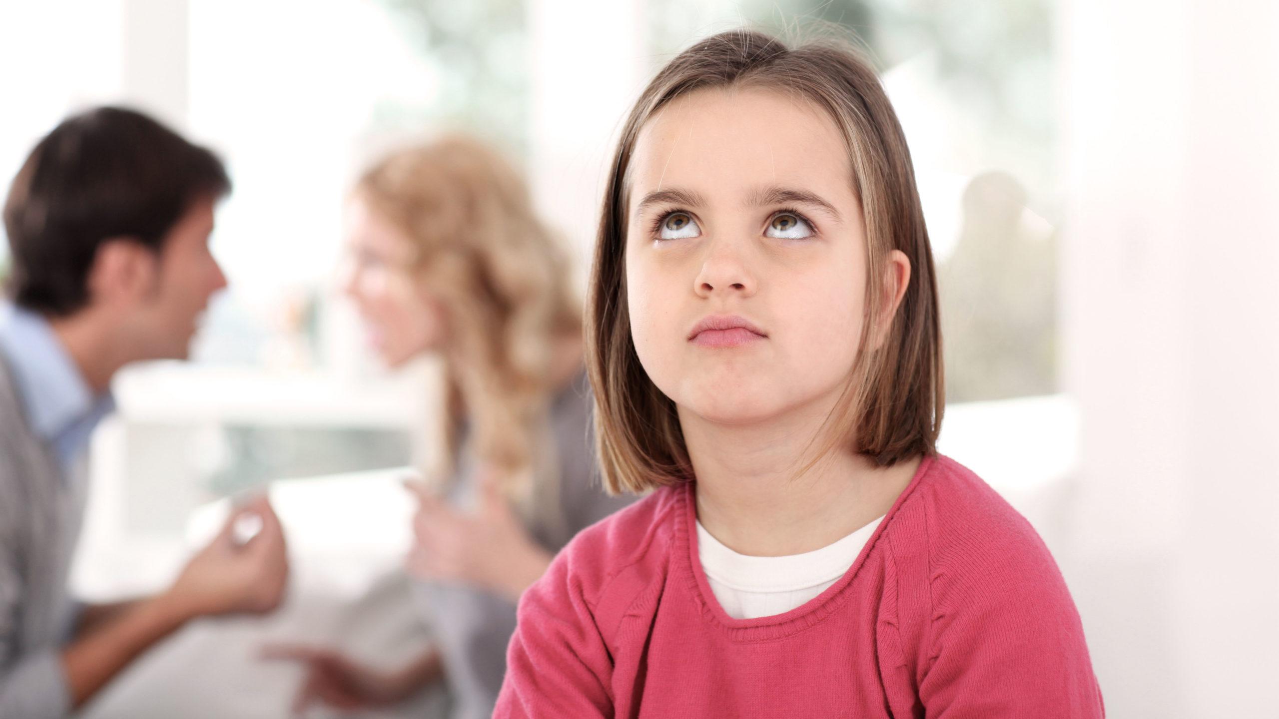 forældres konflikt efter skilsmisse skader barnets trivsel